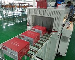 美甲光疗机包装应用热收缩膜包装案例