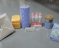 全自动封切收缩包装机应用彩盒外包装膜案例