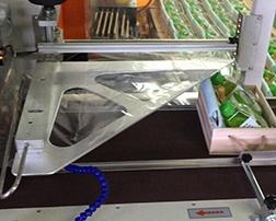 护肤洗护用品外包装盒边封热收缩包装机