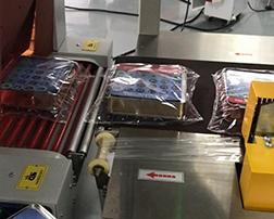 玩具行业应用热收缩包装机案例