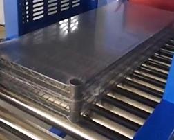 五金工具 、金属配件热收缩膜包装机