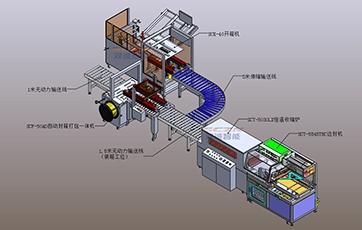 哪种包装设备适合自动包装生产线上的公司?