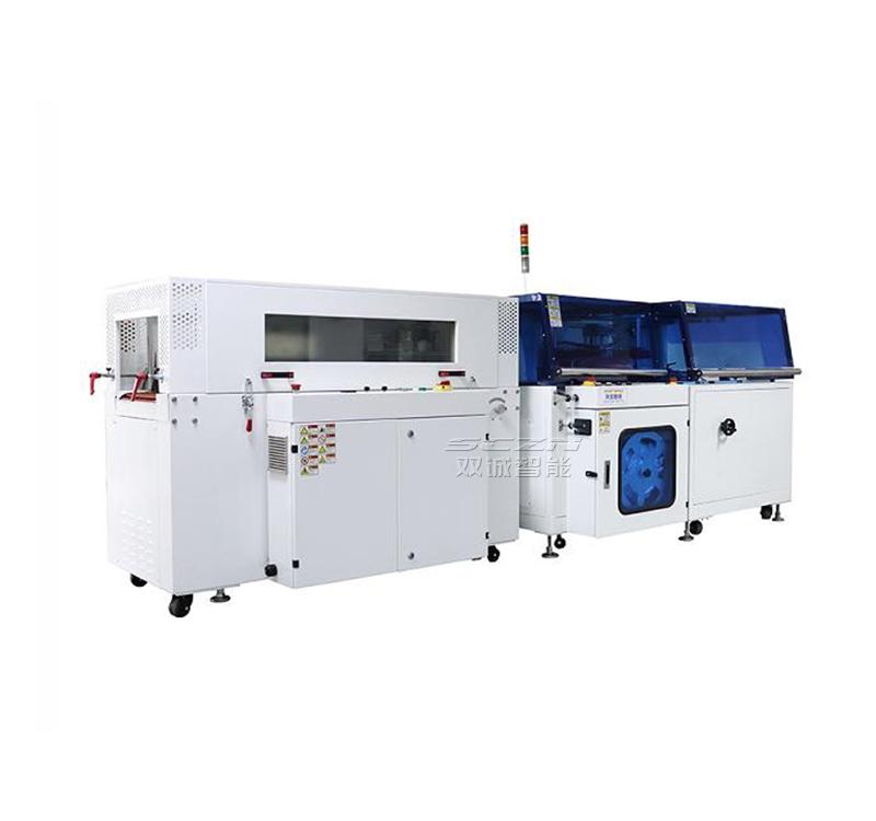 SCT-5545TBH高速全自动热收缩包装机