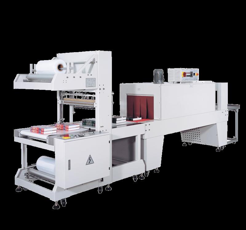 SCT-6030Z袖口式热收缩包装机