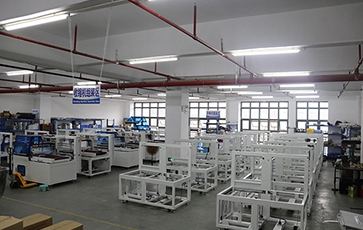 包装行业的热收缩包装机稳定生存