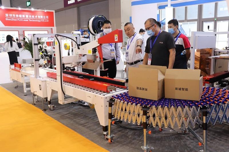 深圳双诚包装机械设备品类齐全
